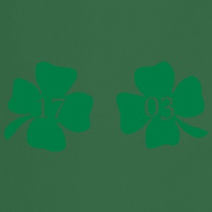 Leaf 17_03 St. Patrick's Day T-shirts - Keukenschort