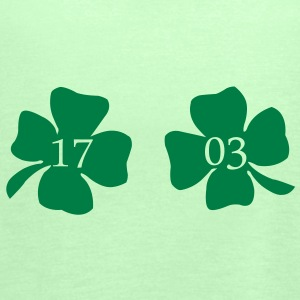 Leaf 17_03 St. Patrick's Day T-Shirts - Frauen Tank Top von Bella