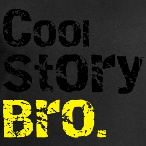 Cool story Bro T-Shirts - Men's Sweatshirt by Stanley & Stella