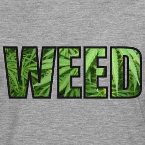 WEED - T-shirt manches longues Premium Homme