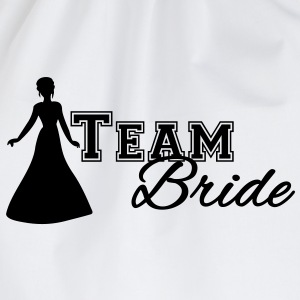 Team Bride T-Shirts - Turnbeutel