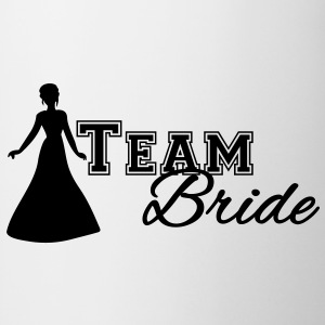 Team Bride Camisetas - Taza