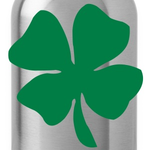 Irish Leaf - St. Patrick's Day T-Shirts - Water Bottle