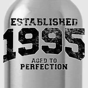 established 1995 - aged to perfection(fr) Tee shirts - Gourde
