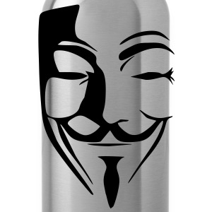 anonymous T-Shirts - Trinkflasche