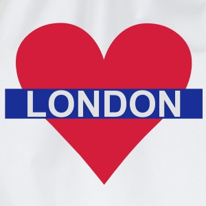 Love London - Underground T-shirts - Gymnastikpåse