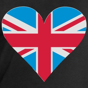 UK Heart London T-shirts - Mannen sweatshirt van Stanley & Stella