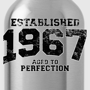 established 1967 - aged to perfection(fr) Tee shirts - Gourde