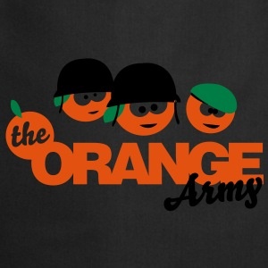 The Orange Army T-Shirts - Cooking Apron