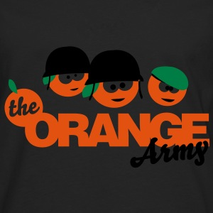 The Orange Army T-Shirts - Men's Premium Longsleeve Shirt