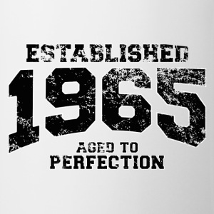 established 1965 - aged to perfection(nl) T-shirts - Mok