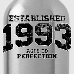 established 1993 - aged to perfection(fr) Tee shirts - Gourde