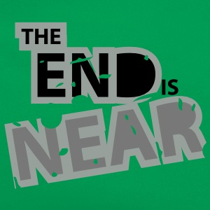 The End is Near - Retro Tasche