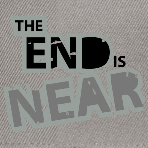 The End is Near - Snapback Cap