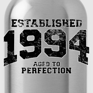established 1994 - aged to perfection(uk) T-Shirts - Water Bottle