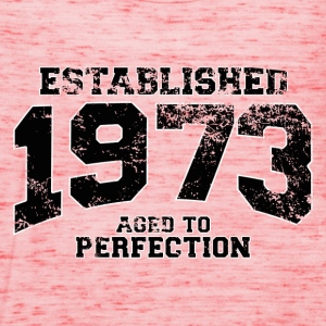established 1973 - aged to perfection(nl) T-shirts - Vrouwen tank top van Bella