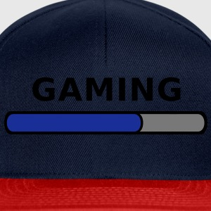 Gaming in Progress Tee shirts - Casquette snapback
