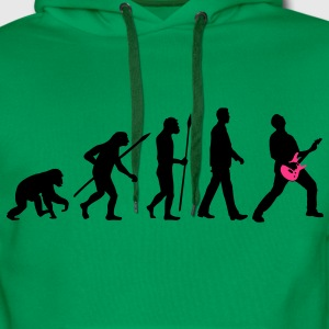 evolution_rocks_032012_d_2c T-Shirts - Männer Premium Hoodie