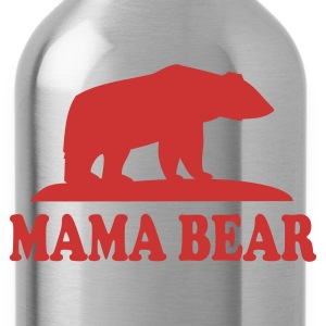 MAMA BEAR T-Shirt HN - Borraccia