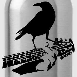 crow T-Shirts - Trinkflasche