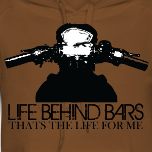 Lifs Behind Bars, Thats The life for me - Women's Premium Hoodie