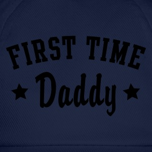 FIRST TIME Daddy T-Shirt NS - Casquette classique