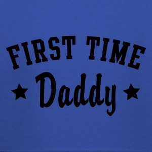 FIRST TIME Daddy T-Shirt NS - Kinderen trui Premium met capuchon