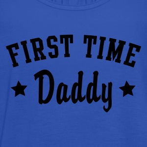 FIRST TIME Daddy T-Shirt NS - Tank top damski Bella