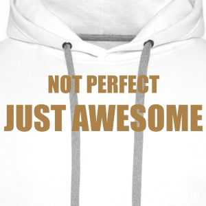 awesome T-Shirts - Männer Premium Hoodie