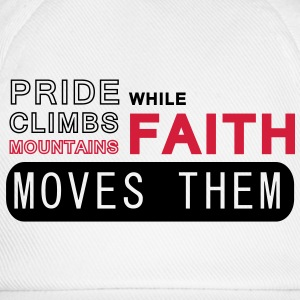 faith T-Shirts - Baseball Cap