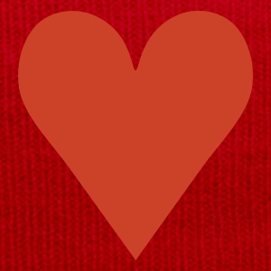 Heart / love Tee shirts - Bonnet d'hiver