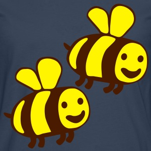 Bee T-Shirts - Men's Premium Longsleeve Shirt