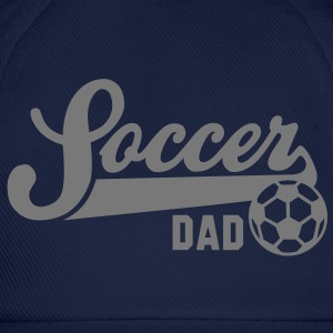Soccer DAD T-Shirt NS - Baseball Cap