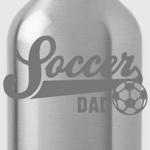 Soccer DAD T-Shirt NS - Water Bottle