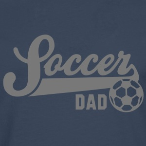 Soccer DAD T-Shirt NS - T-shirt manches longues Premium Homme