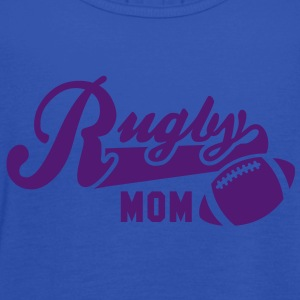 Rugby MOM T-Shirt FB - Tank top damski Bella