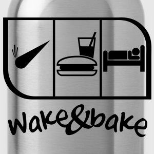 Wake and Bake - Water Bottle