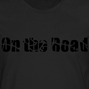On the road - T-shirt manches longues Premium Homme