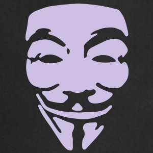 GUY FAWKES, anonymous T-shirt - Grembiule da cucina