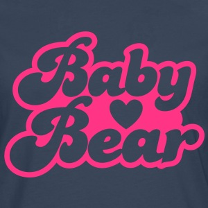 BABY bear cute family group  T-Shirts - Men's Premium Longsleeve Shirt