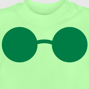 blind  or sunglasses glasses Kids' Shirts - Baby T-Shirt