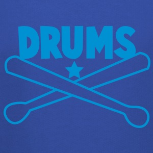 drums with drumsticks great for a MUSO Shirts - Kids' Premium Hoodie