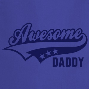 Awesome DADDY T-Shirt NS - Cooking Apron