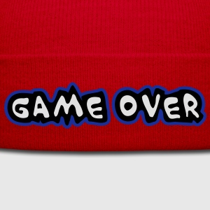 Game Over Tee shirts - Bonnet d'hiver