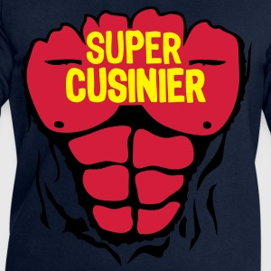 cuisinier super corps muscle bodybuildin Tee shirts - Sweat-shirt Homme Stanley & Stella