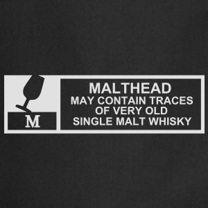 Malthead Warning T-shirts - Keukenschort