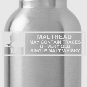 Malthead Warning T-shirts - Drinkfles