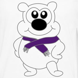 ice bear T-Shirts - Men's Premium Longsleeve Shirt