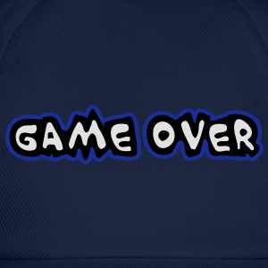 Game Over T-Shirts - Baseball Cap