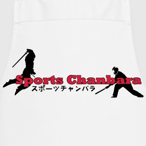 sports chanbara Tee shirts - Tablier de cuisine